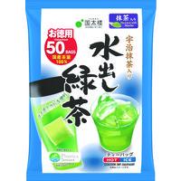 国太楼 宇治抹茶入水出し緑茶ティーバッグ 50P 1袋(50バッグ入り)