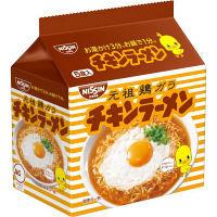 日清 チキンラーメン 5食