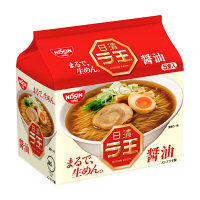 日清食品 日清ラ王 醤油 1パック(5食入)