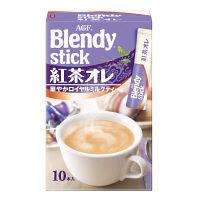 ブレンディスティック 紅茶オレ 10本