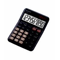 シャープ 一般電卓 EL-M334-TX ブラウン