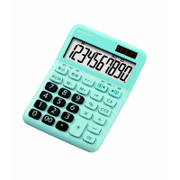 シャープ 一般電卓 EL-M334-AX ブルー