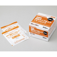 ハクゾウ滅菌ラップキュアドレッシング 100×100 3155132 1箱(50袋入) ハクゾウメディカル (取寄品)