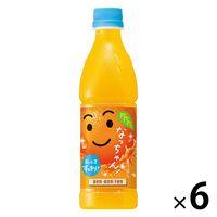 なっちゃんオレンジ 425ml 6本