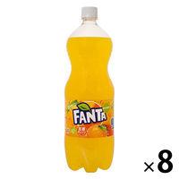 ファンタ オレンジ 1.5L 8本