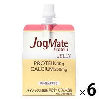 ジョグメイトプロテインゼリー1箱(6個)