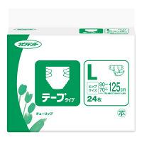 ネピアテンダー テープ止めタイプ L 1パック(24枚入) 王子ネピア