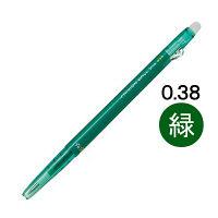 フリクションボールスリム 0.38mm グリーン P-LFBS18UF-G パイロット ボールペン