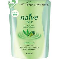 ナイーブ シャンプー なめらかスムース フローラルグリーンの香り 詰替用 400ml クラシエホームプロダクツ