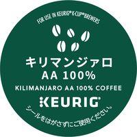 【キューリグ専用】Kカップ UCC キリマンジァロAA100% 1箱(12個入)【カプセル】
