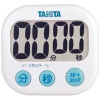 タニタ タイマー100分計 ホワイト1個