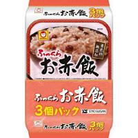 マルちゃん ふっくらお赤飯 3P