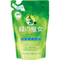 緑の魔女 キッチン洗剤 詰替360ml