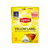リプトン イエローラベル ピラミッド型ティーバッグ 1袋(25バッグ入)
