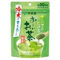 【水出し可】伊藤園 おーいお茶 さらさら緑茶 1袋(40g)