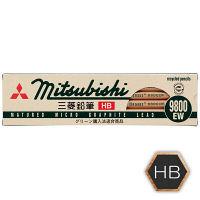 三菱鉛筆(uni) MITSUBISHI鉛筆 HB K9800EWHB 1ダース(12本入)