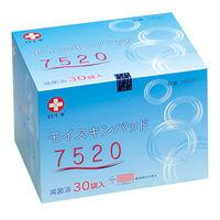 白十字 モイスキンパッド7520 滅菌済 7.5×20cm 19081 1箱(30枚入)