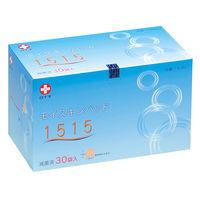 白十字 モイスキンパッド1515 滅菌済 15×15cm 19082 1箱(30枚入)