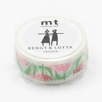マステmt ベングト&ロッタ tulip