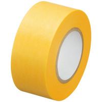 「現場のチカラ」マスキングテープ 24mm 1箱(50巻:5巻入×10パック) カモ井加工紙