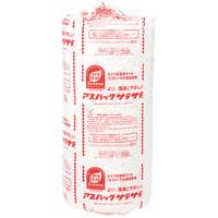 アスパック サラサラ(R)バラ詰め(S字型・バラタイプ緩衝材) 幅640×高さ1250mm 白 1袋 Tメディカルパッケージ