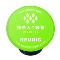 【キューリグ専用】Kカップ 大和園 ブリュースター 玉露入り緑茶 1箱(12個入)