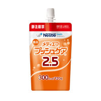ネスレ日本 メディエフプッシュケア 2.5 120g 300kcal 1箱(24パック入)