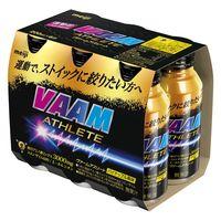 スーパーヴァーム 1パック(200ml×6缶入) 明治 アミノ酸飲料