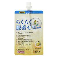 龍角散 らくらく服薬ゼリー パウチタイプ 1袋(200g)
