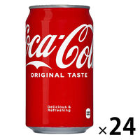 コカ・コーラ コカ・コーラ 350ml 6036 1箱(24缶入)