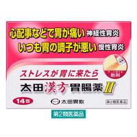 【第2類医薬品】太田漢方胃腸薬II 14包 太田胃散