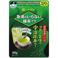 三井銘茶 急須のいらない緑茶です 1袋(80g)
