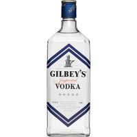 ギルビー(GILBEYS) ウォッカ 37.5° 750ml