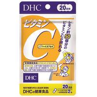 DHC(ディーエイチシー) ビタミンC(ハードカプセル) 20日分 40粒  サプリメント