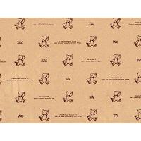 包装紙 ミザラ ハローベア 4901755208603 1束 シモジマ