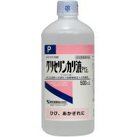 グリセリンカリ液P「ケンエー」 500mL 4987286407753 健栄製薬