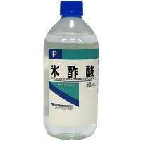 氷酢酸P 500mL 4987286407876 健栄製薬