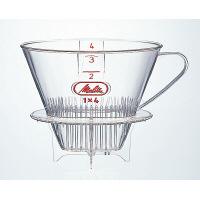 メリタ コーヒーフィルター SF‐M 1×4 1個