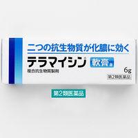 【第2類医薬品】テラマイシン軟膏a 6g 武田コンシューマーヘルスケア
