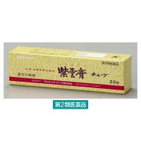 【第2類医薬品】紫雲膏チューブ 20g アルフレッサファーマ