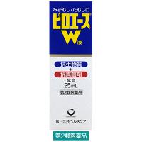 【第2類医薬品】ピロエースW液 1個(25ml入) 第一三共ヘルスケア 水虫・たむし
