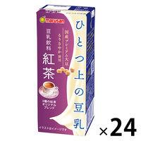 ひとつ上の豆乳 豆乳飲料紅茶 200ml