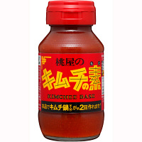 桃屋 キムチの素 190g