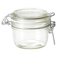 無印良品 ソーダガラス密封ビン 約170ml 1838304 良品計画