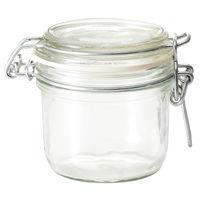 無印良品 ソーダガラス密封ビン 約225ml 1838311 良品計画
