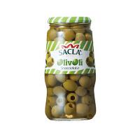 サクラ グリーンオリーブ 種抜き 瓶