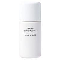 無印良品 敏感肌用 UVメイクアップベース 30g SPF19 PA++ 1397566 良品計画