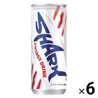 シャーク SHARK エナジードリンク 250ml 997216 1セット(6缶)