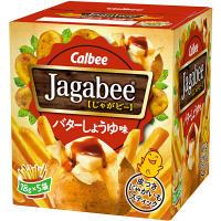 ジャガビー バターしょうゆ味 1箱