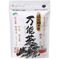 村田園 はじめての万能茶ティーパック 1袋(5g×16パック入) お茶